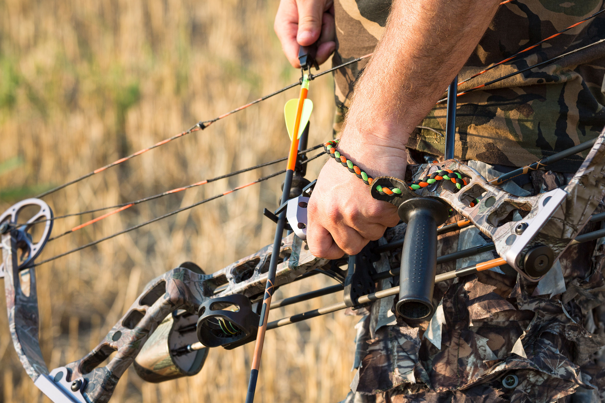 bigstock-Bow-hunter-sl
