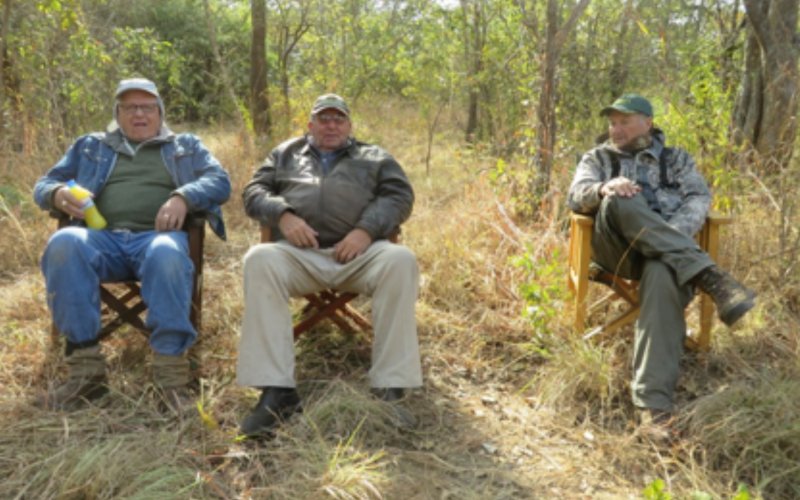 Tanzania hunt last summer