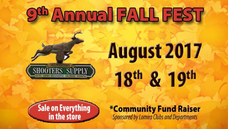 9th Annual Fall Fest