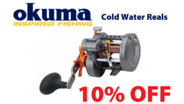 Okuma Cold Water Reels