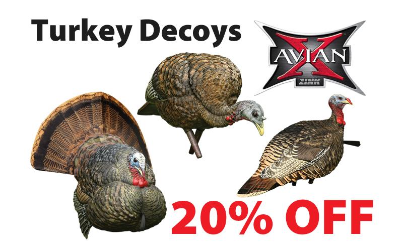 Avain – Turkey Decoys